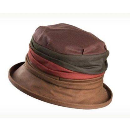 Olney Ruby Multi Wax Hat.