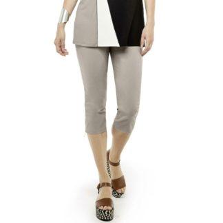 Doris Streich Stone Capri Pants.
