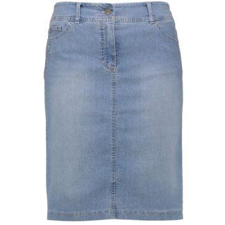 Gerry Weber Denim Skirt Style 410167.