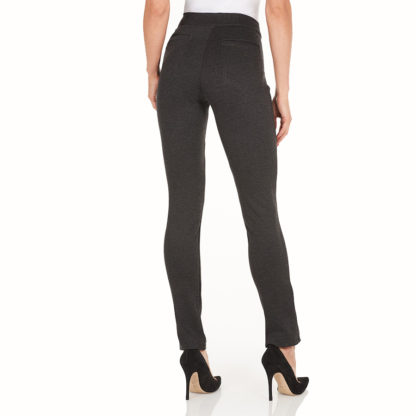 FDJ Charcoal Pull On Slim Jeggings.