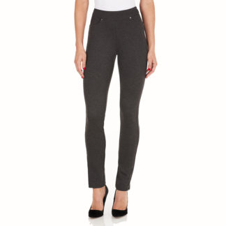 FDJ Charcoal Pull On Slim Jegging Style 2709396.