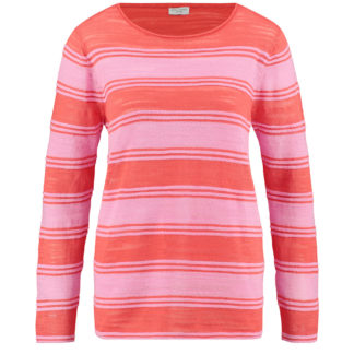 Gerry Weber Pink/Orange Sweater Style 671122.