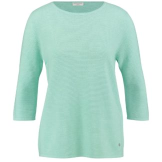 Gerry Weber Mint Linen Sweater Style 671147.