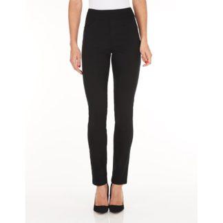 FDJ Black Slim Leg Trousers Style 2805210.