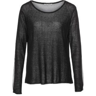 Monari Black Double face Sweater Style 802985.