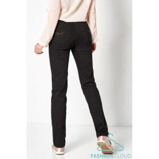 Toni Black Denim Jeans Style 1230-44.