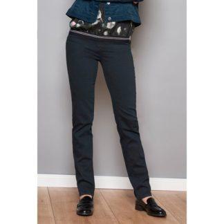 Toni Petrol Cotton Jeans Style 1230-52.