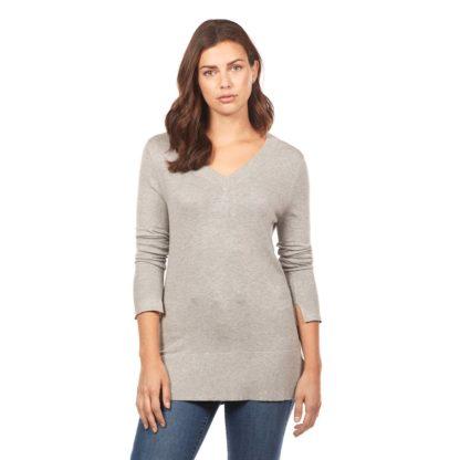 FDJ V Neck Sweater Style 1503255.
