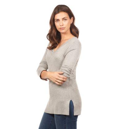 FDJ V Neck Sweater.