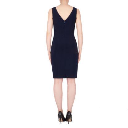 Joseph Ribkoff Midnight Blue Dress 191003.