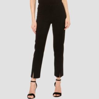 Joseph Ribkoff Black Cropped Pants Style 191096.