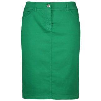 Gerry Weber Edition Verdant Green Skirt Style 91079.