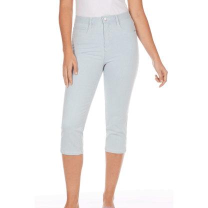 FDJ Suzanne Pinstripe Capri Pants Style 6845828.