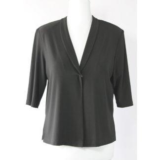 Erfo Soft Black Jacket Style 8515002.