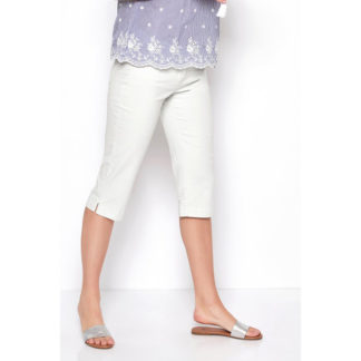 Toni Pearl Grey Denim Crops Style 11252.