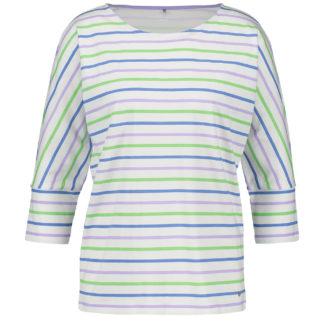 Gerry Weber Cotton Stripe Top Style 870173.