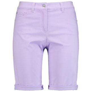 Gerry Weber Lavender Shorts Style 92347.