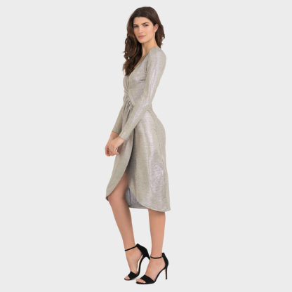 Joseph Ribkoff Shimmer Dress 194550.