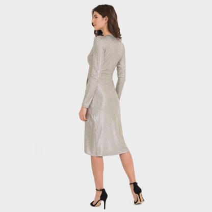 Joseph Ribkoff Shimmer Dress.