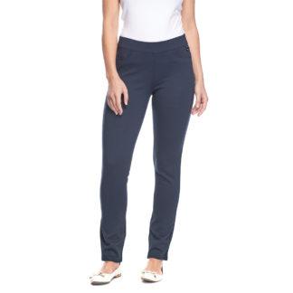 FDJ Navy Pattern Pants Style 2842620.