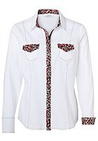 Just White blouses and shirts online.