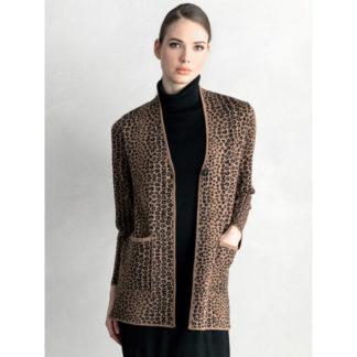 Maria Bellentani Long Cardigan Style 6180.