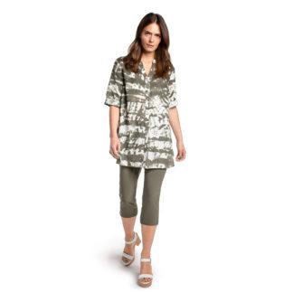 Doris Streich Linen Shirt Style 239519.