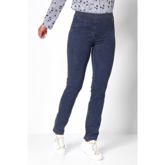 Toni Pull On 7/8 Jeans Style 28117.