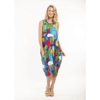 Orrientique Bubble Dress Style 61321.