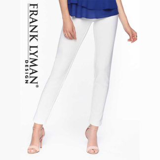 Frank Lyman Off White Trousers Style 082.